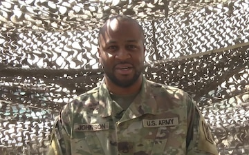 Father's Day Shoutout: Staff Sgt. Byron Johnson