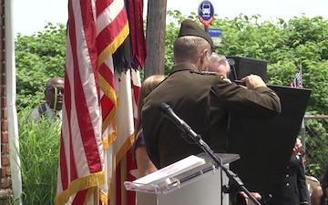Staff Sgt. Michael Ollis Distinguished Service Cross Ceremony Complete Video