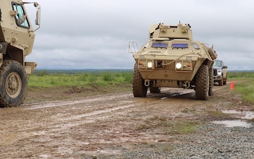 Maine Military Police and Engineers Train in Canada