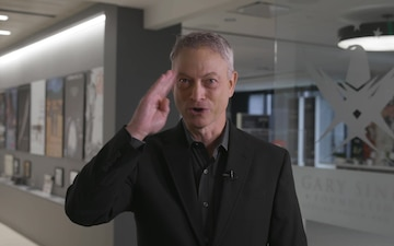 Gary Sinise 244th Army Birthday Greeting