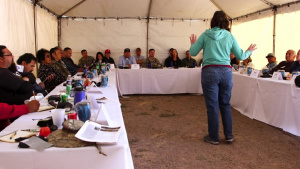 Nellis Officials Meet with Tribal Leaders