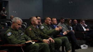 Poland's Defense Minister Visits F-35 Facility