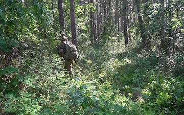 1/2CR FTX: Troops meet the force on force objective