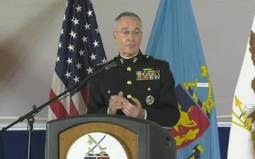 Chairman of the Joint Chiefs of Staff's Keynote Speech at National Defense University's 2019 Graduation
