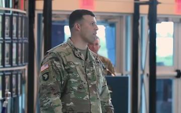 101st Airborne Division (Air Assault) U.S Army Birthday Cake Cutting Ceremony