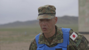 *Interview* Japanese soldier discusses the importance of training with other nations