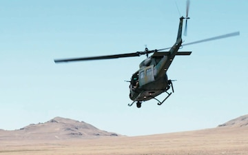 582nd Helicopter Group Mission Video