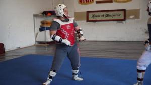 Marine Major Masters Self through Martial-Arts