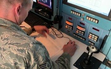 B-Roll - 266th Range Squadron NTC