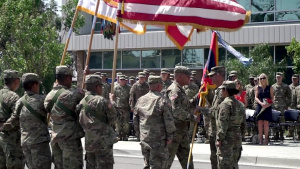 40th Infantry Division Headquarters Gains New Commander!