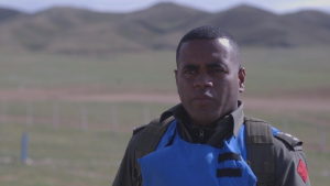 *Interview* Fiji Lieutenant discusses patrol lane training for Khaan Quest 2019