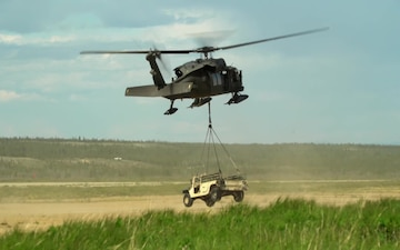 Red Flag-Alaska 19-2 UH-60 Sling Load