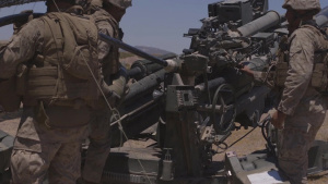 Indirect Fire: Artillery Exercises at Integrated Training Exercise 4-19
