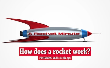 Rocket Minute: How Does a Rocket Work?