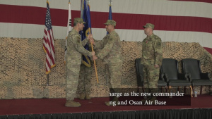51st Fighter Wing Change of Command Ceremony