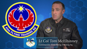 Reserve squadron flies 15% of Columbus UPT mission
