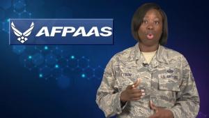 AFPAAS User Responsibilities