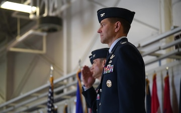 33rd Fighter Wing Change of Command