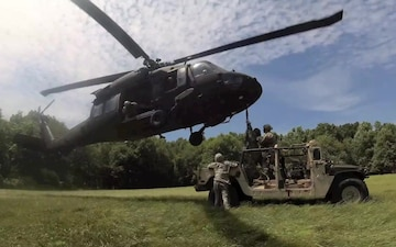 UH-60 Sling Load