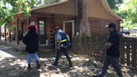 FEMA Disaster Survivor Assistance Teams Visit Neighborhoods Impacted by Recent Flooding