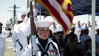 USS Paul Hamilton (DDG 60) Change of Command