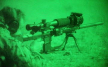 Multinational Sniper Training Long Precision Increases Combined Capabilities