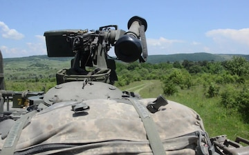 SG19 Multinational Training with Romanian Land Forces