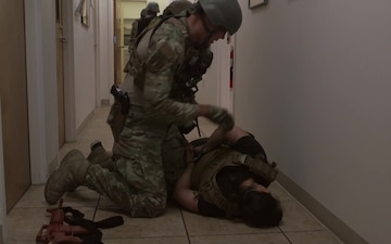 Year of the Defender; 45th SFS Active Shooter Exercise
