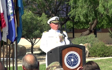 Monk Replaces Holmes to Lead WSMR Navy Detachment