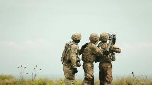 Devil Brigade Soldiers Showcase Air Defense Capabilities