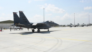 494th Fighter Squadron Soars During Exercise Anatolian Eagle 2019