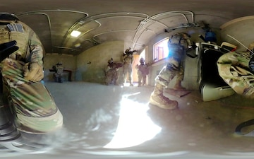 Close Encounters of the Infantry Kind - 360 Video Edition