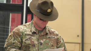 U.S. Army Reserve Soldier competes for the title of Reserve Best Warrior