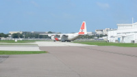 Coast Guard C-130H 1503 final flight