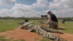 USAMU Helps Train Fort Benning Soldiers