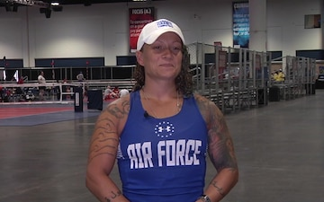 Staff Sgt. Kristina Coble