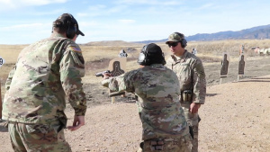 Army Marksmanship Unit Trains the Force