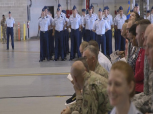 375th Air Mobility Wing Assumption of Command