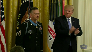 President to Award Medal of Honor to Iraq War Veteran