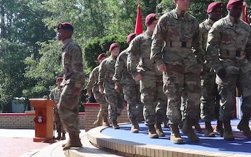82nd Airborne Division welcomes new deputy commanding general