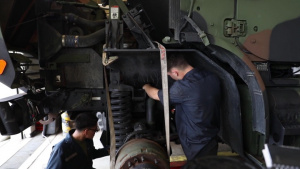 Maintaining the warfighters