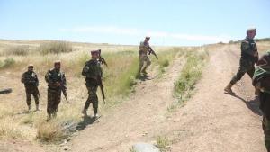 Peshmerga Squad Attacks