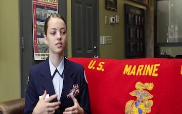Local North Branch Student to Attend Marine Corps Summer Leadership Academy