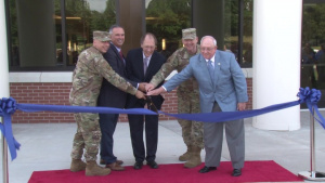 Air Force Reserve Command New HQ Ribbon Cutting