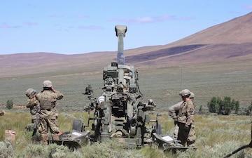 2-146 Field Artillery raid B Roll package