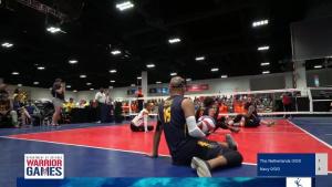 2019 DoD Warrior Games: Sitting Volleyball
