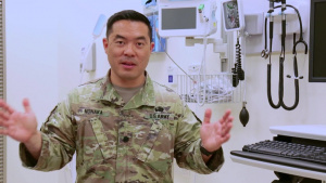 """Why I Serve"" Lt. Col. Evan Nonaka"