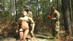 2019 U.S. Army Reserve Best Warrior Competition Combat Life Saver Lane