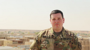 New York Yankee Shout-out Spc. Schraeger