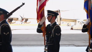 Special Operations Group Change of Command